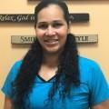 Carmen Sanchez, Receptionist